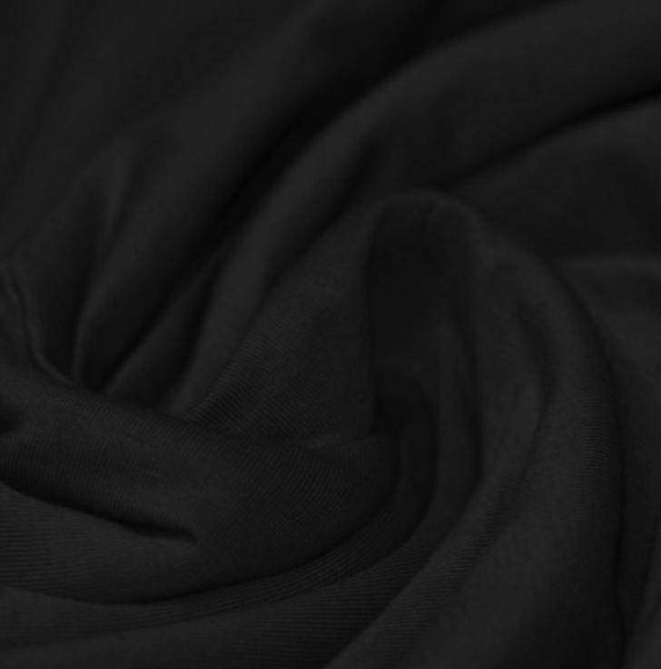 Black - Jersey/Boordstof/Sweat