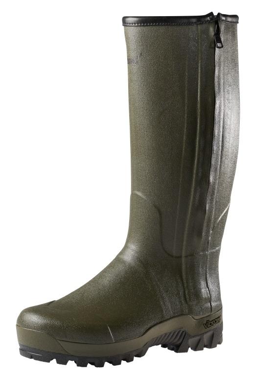 Härkila Orton Zip boots laarzen | Rubber laarzen | Mets