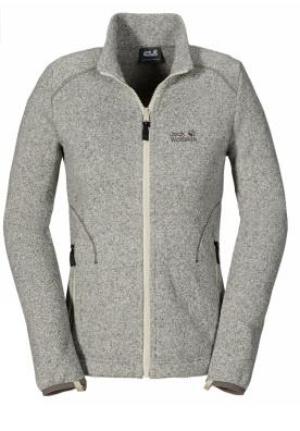 Jack Wolfskin Caribou Asylum dames fleece vest | Truien