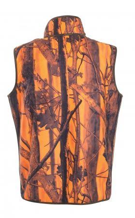 Deerhunter Hastings wollen trui met rits Dark Elm maat L
