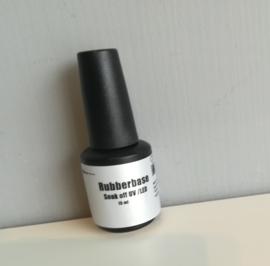Rubberbase top  15 ml (Plakkend!)