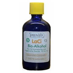 Bio Alcohol lavendel citronella 100 ml