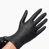 Nitrile handschoenen zwart S