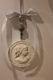 victoriaanse dame hanger
