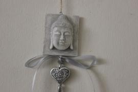 Hanger met boeddha en hart