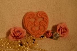 hart  in barok stijl