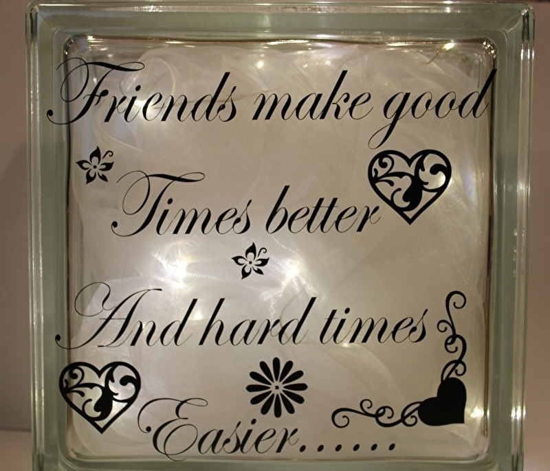 Friends make good times better
