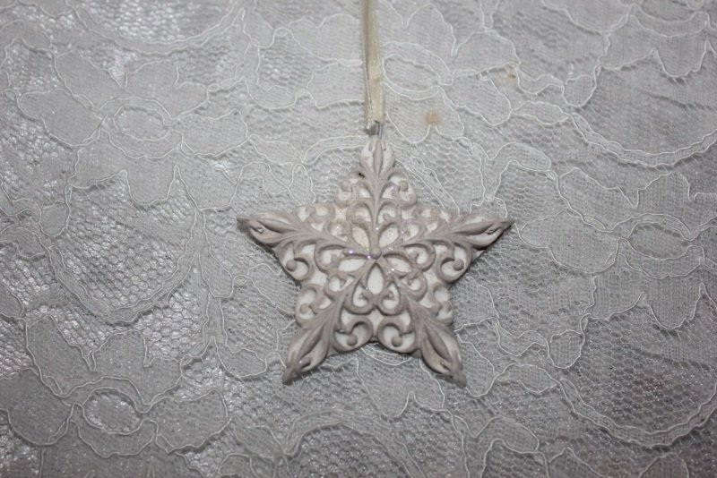 filigraan ster.
