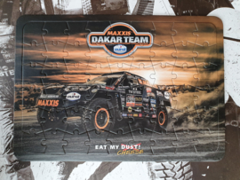 Maxxis Dakar Team puzzel