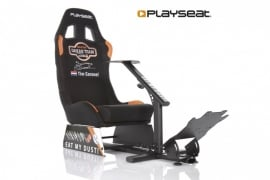 Tim Coronel Dakar Playseat