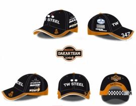 Maxxis Dakar Team Cap TW Steel