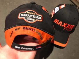 Maxxis Dakar Team Cap 2017 Tom Coronel