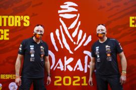 2021 Dakar team shirt combi deal
