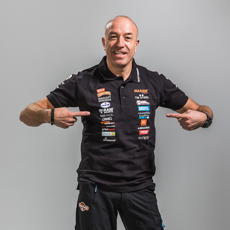 Maxxis Dakar Team Polo 2019