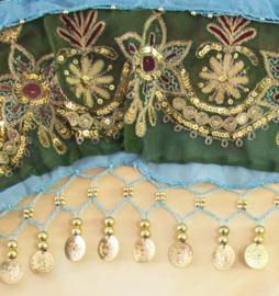 Schilderij Indian Bride