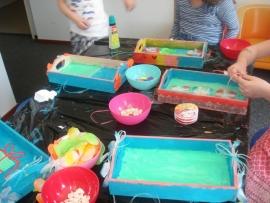 Workshop Dienbladen Pimpen