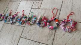 Kinderfeestje kransen maken