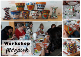 Workshop Mozaïek