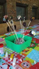 Kinderfeestje Creatief met Chocolade