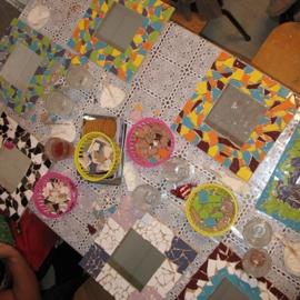 Bedrijfsfeest met Mozaiek
