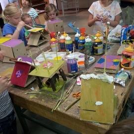 Workshop Insektenhotel Maken