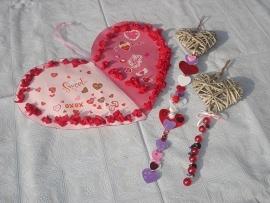 Workshop Knutselen met Valentijn