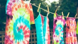 Workshop Tie Dye T-shirts Dinsdag 20 oktober