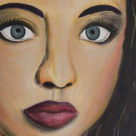 Schilderij Colombiaanse