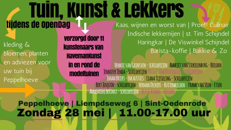 Expositie Peppelhoeve, Sint Oedenrode (Eerder)