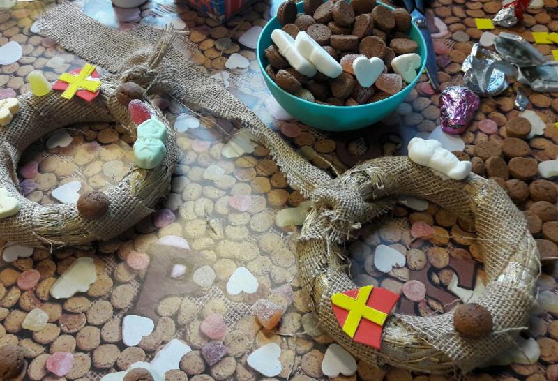 Sinterklaasfeest bij Hitachi