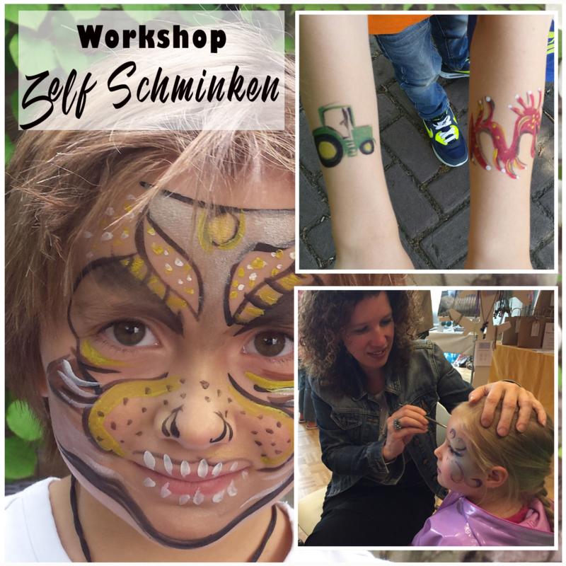 Workshop Schminken (Halloween)