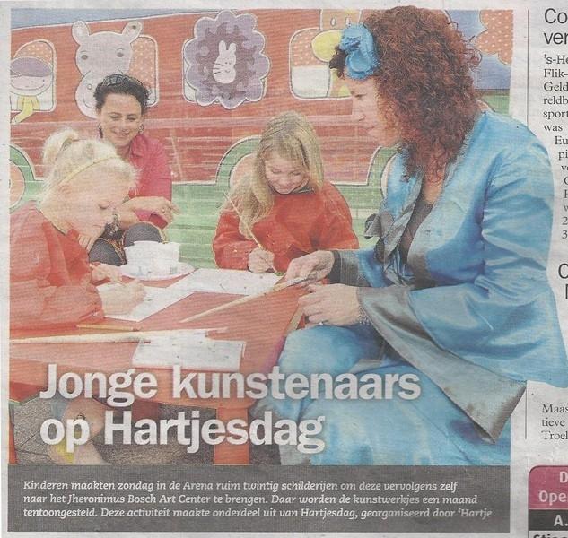 Stadsblad `s-Hertogenbosch, Oktober 2010