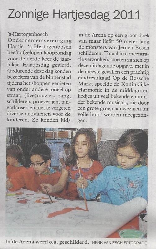 Stadsblad `s-Hertogenbosch, Oktober 2011