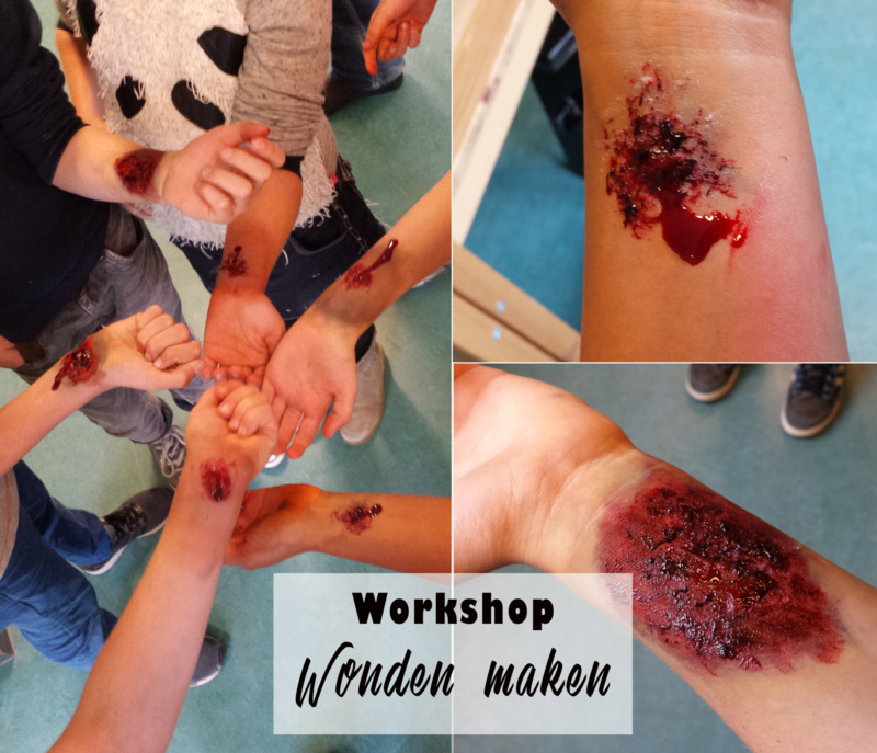 Workshop Wonden Maken