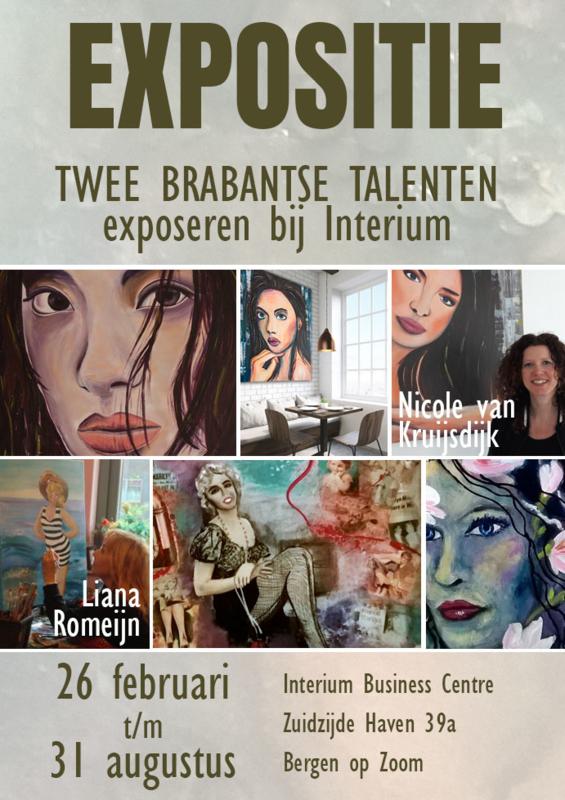 Expositie Interium Bergen op Zoom (Eerder)