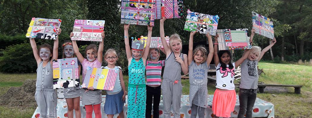 Kinderfeestjes regio Den Bosch - Rosmalen