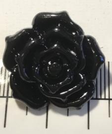 Zwarte roos klein