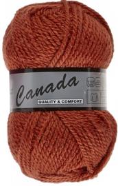Canada 787 roestbruin