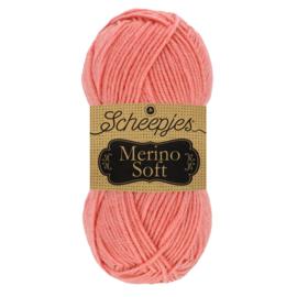 Merino soft 633 koraal