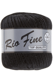 RIO Fine zwart