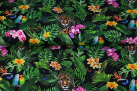 Jungle zwart