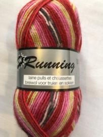 Running roze