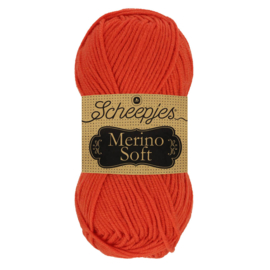 Merino Soft 620 hard koraal