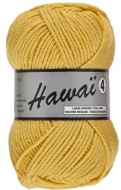 Hawai donkerge60% katoen, 40% acryl 50 gram/110 meter el ( zonnebloem-kleur)