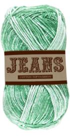 Jeans groen 08