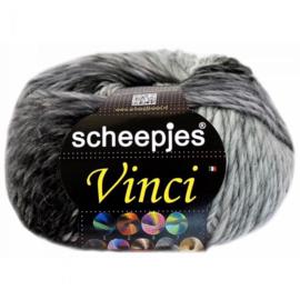 Scheepjes Vinci zwart grijs