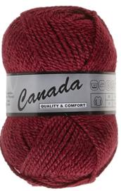 Canada 018 donkerrood