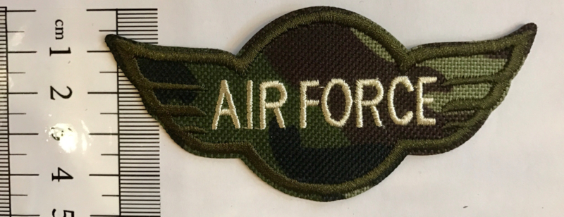 Air force applicatie
