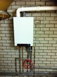 geleverd en geplaatst intergas  cv ketel 36-30 hre A cw 5