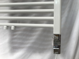 elektrische radiator 112 x 60 wit 600 watt